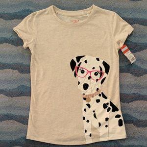 Girls Dalmatian Tee